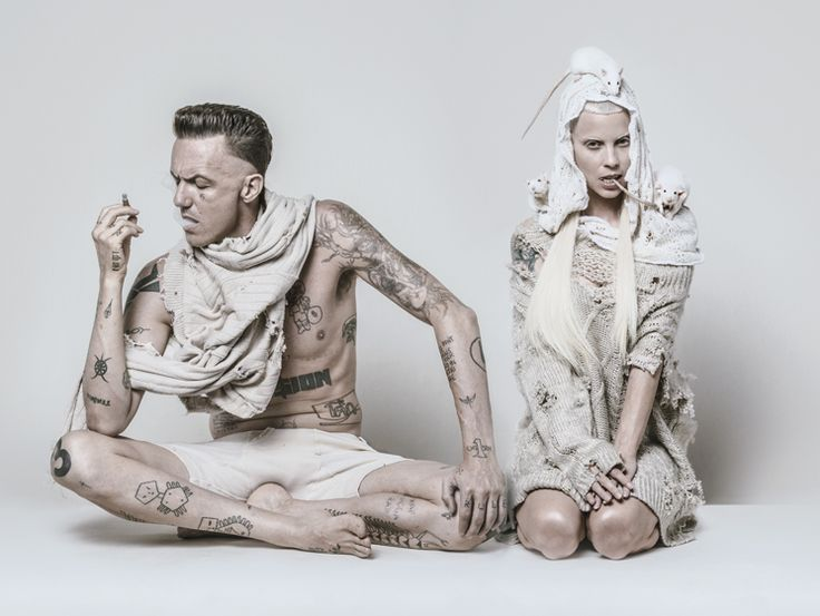 Die Antwoord Confirm They Will Disband in 2017: 'Die Antwoord Dies on That Day'