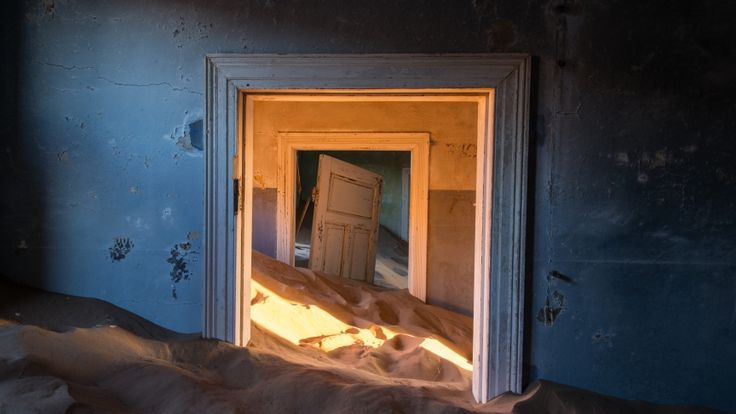 How the sands of time have almost swallowed a German ghost town in the Namibian desert | I've posted this before since it's my favorite haikyo, but this is a great write up.