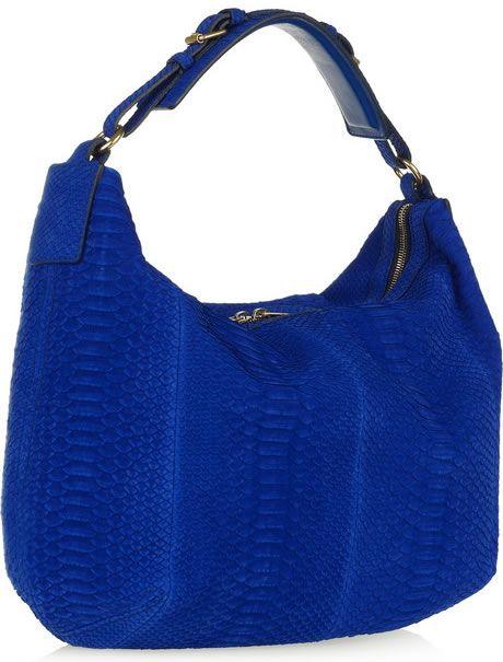 Alexander McQueen Cites Chanter Hobo Bag