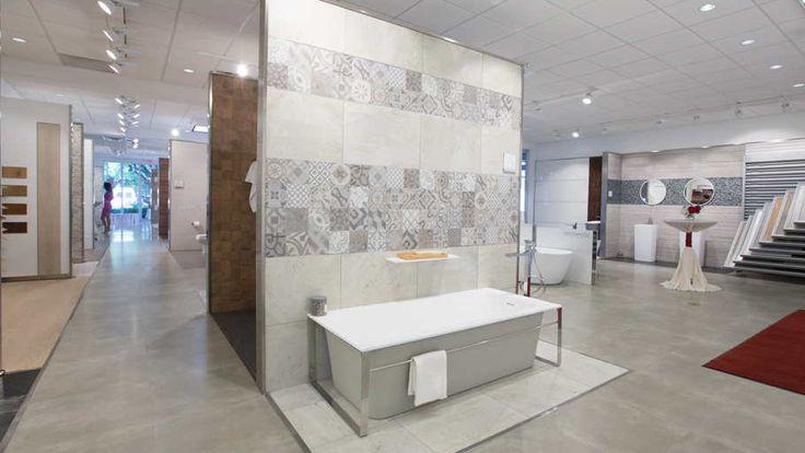 Porcelanosa grupo ampl a su tienda en dallas eeuu el - Bathroom design showroom dallas tx ...