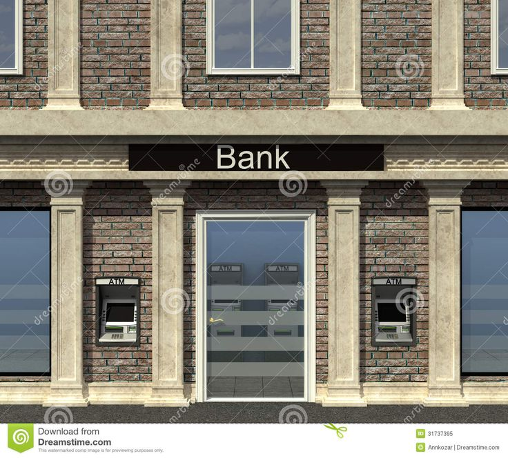 facade bank branch automated teller machine 31737395jpg 16 best ENVIRO Bank