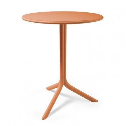 Stół Spritz pomarańczowy