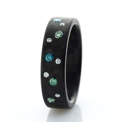 C6 Ocean 6mm Ring Exclusively Available @ Campbell Jewellers Donnybrook & Citywest Dublin Ireland
