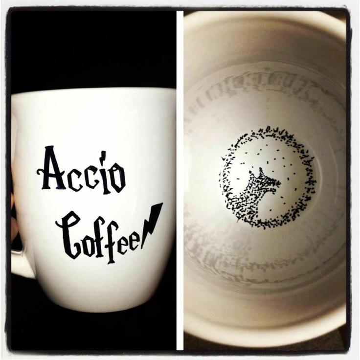 Accio Coffee mug!