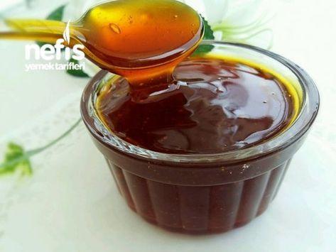 Parlak Karamel Sos (Pasta/Tatlılar İçin)