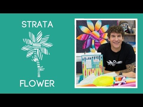 Video tutorial Quick and easy Storm at sea quilt block
