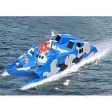 US $72.99 Hot Sale New Mode1 Boats Barco De Controle Remoto 2.4g High Speed Racing Rc Boat Electric Control Ship Model Military Toys. Aliexpress product