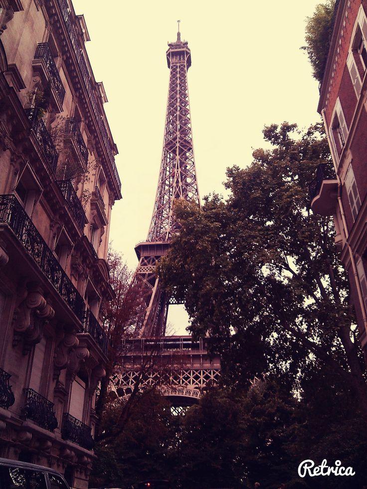Tour Eiffel à Paris, Île-de-France