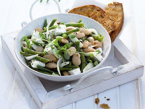 Cinq belles salades pour l'été   Weight Watchers Belgique