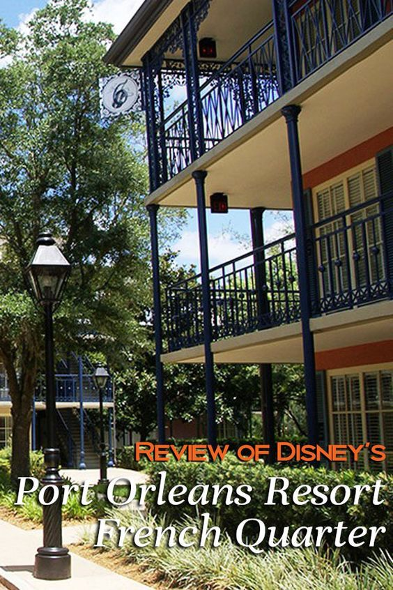 Considering a stay in Disney's Port Orleans French Quarter on your next Walt Disney World trip? Find out what this moderate resort hotel has to offer and get tips for making the most of your stay.