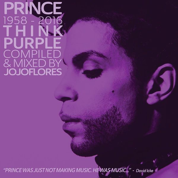 """Check out A Prince Tribute Mix """"Think Purple by jojoflores"""" by jojoflores X jamsteady on Mixcloud"""