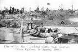 Albertville Alabama Tornado Damage 1908