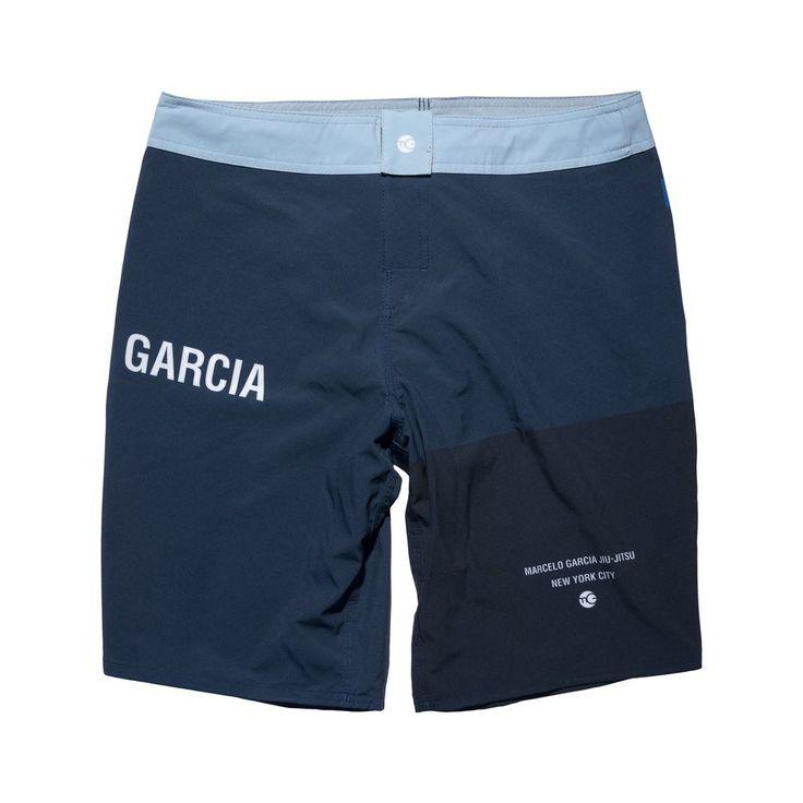 Navy Nogi Grappling Shorts