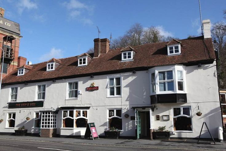 The Ship and Bell, Horndean, Hampshire Here is another glimpse into my personal life. In this case when I lived in a Hampshire village while briefly working as a 'forky' on British house building s…