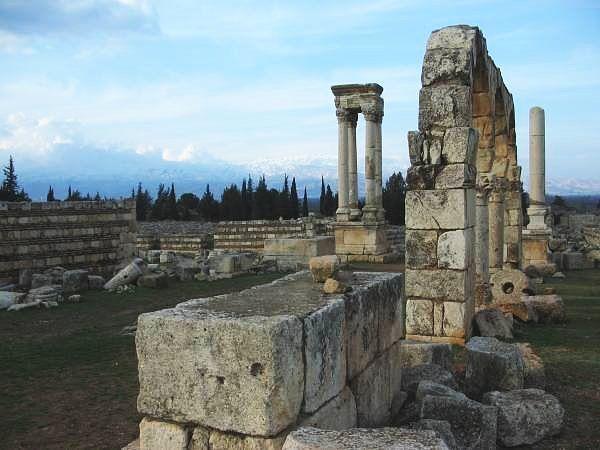 アンジャル - (1984年) Anjar ◆レバノン - Wikipedia http://ja.wikipedia.org/wiki/%E3%83%AC%E3%83%90%E3%83%8E%E3%83%B3 #Lebanon