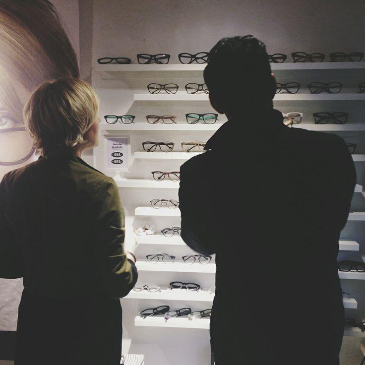 Monkeyglasses and Waqas from Outlandish / Eyewear / Sunglasses / Danish Design