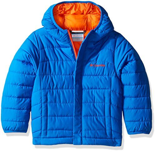 Columbia Boys Powder Lite Puffer Insulated Synthetic Top Jacket - Super Blue, Medium No description (Barcode EAN = 0888667466366). http://www.comparestoreprices.co.uk/december-2016-5/columbia-boys-powder-lite-puffer-insulated-synthetic-top-jacket--super-blue-medium.asp
