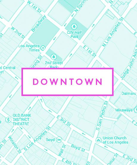 Nail Salons Downtown Los Angeles: 1000+ Ideas About Downtown Los Angeles On Pinterest