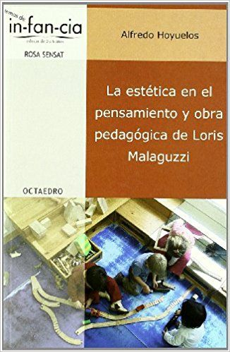 La estética en el pensamiento y obra pedagógica de Loris Malaguzzi Temas de Infancia: Amazon.es: Alfredo Hoyuelos Planillo: Libros