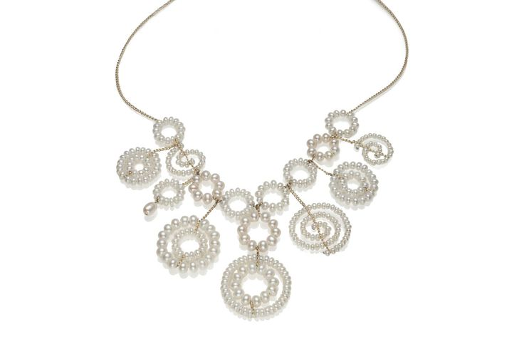 Estyn Hulbert, American Craft Charm Collection, ACC Charm Necklace #accshow #acccharm #jewelry #finejewelry