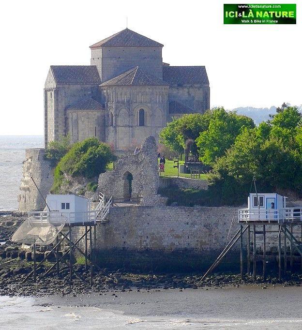 Maritim church france talmont