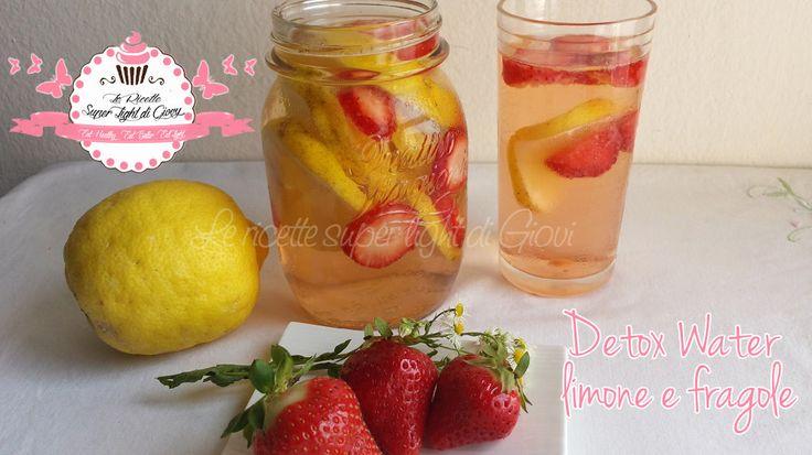 Ciao a tutti! ...io non seguo la dieta detox ma mi sto interessando molto alle Fruity Detox Water, principalmente formate da acqua e frutta ma si possono a