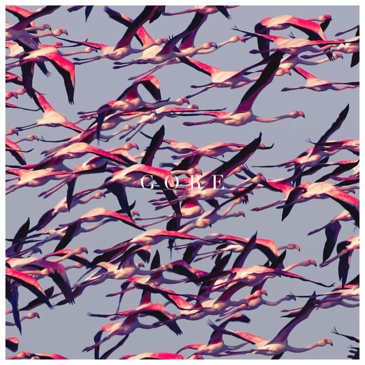 Deftones New Album Album Cover #art #serenity #pantone #rosequartz #rose_quartz #color #design #art_direction