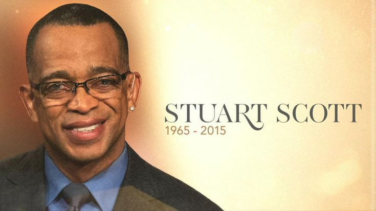 ESPN Video: Stuart Scott, a longtime anchor at ESPN, died Sunday morning at the age of 49. He inspired his colleagues with his talent, his work ethic, his personality and his devotion to his daughters Taelor, 19, and Sydni, 15.