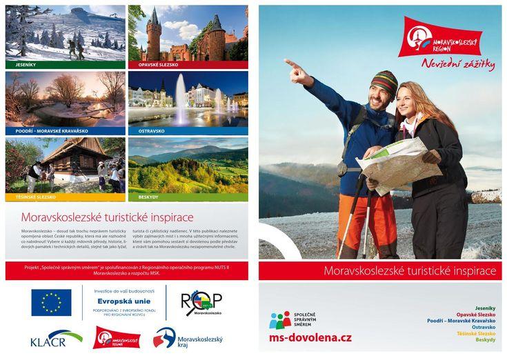 Moravskoslezský kraj-Průvodce po Moravskoslezském kraji 2013  Průvodce po Moravskoslezském kraji 2013