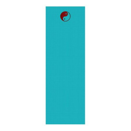 Yin Yang Yoga Mat Turquoise/Red - click to get yours right now!