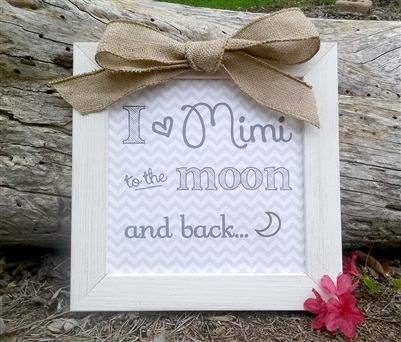 19 best Gifts for Mimi images on Pinterest   Grandparent gifts ...
