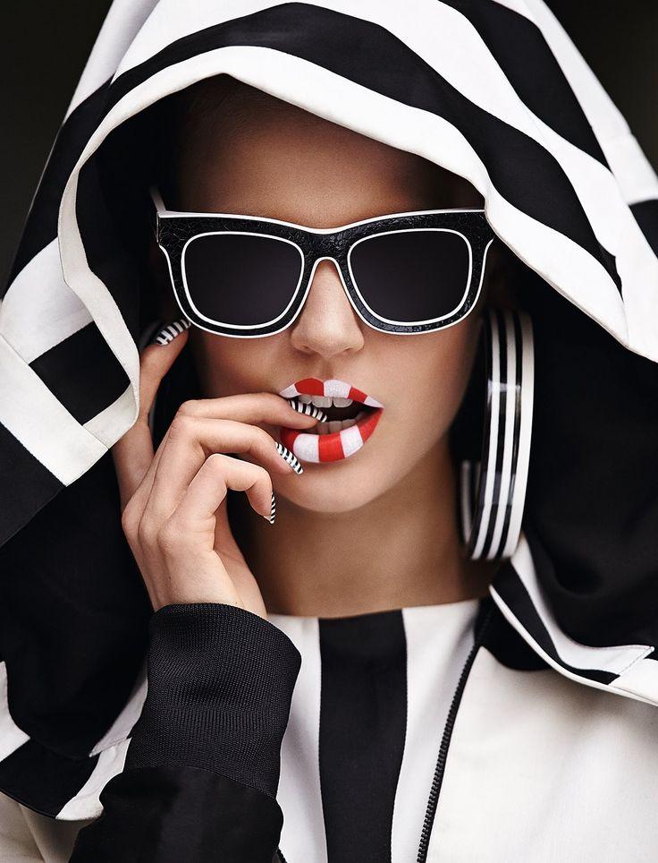 Elisabeth Erm by Zee Nunes for Vogue Brazil June 2014