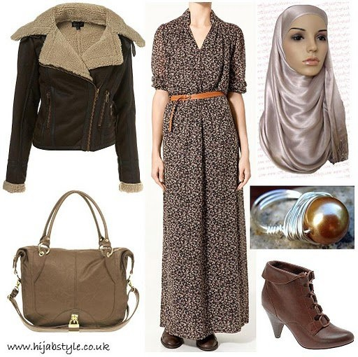 dressing idea for hijabsters