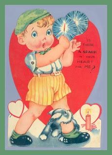vintage firework valentine - North Central Industries - www.greatgrizzly.com - MUNCIE INDIANA WHOLESALE FIREWORKS