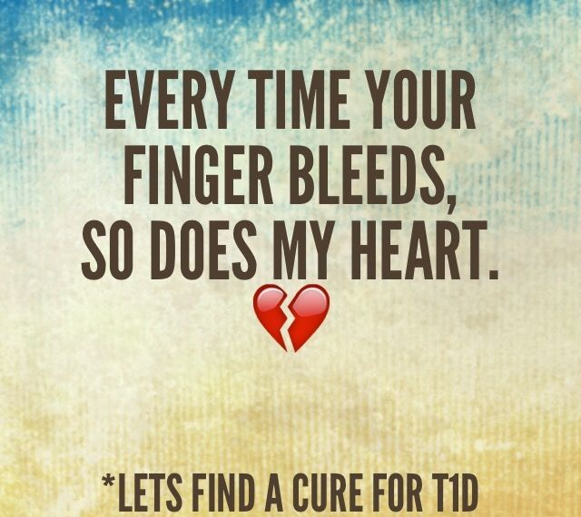 We need a cure! My son deserves a cure! Type 1 diabetes can be cured we need more supporters to get it done.