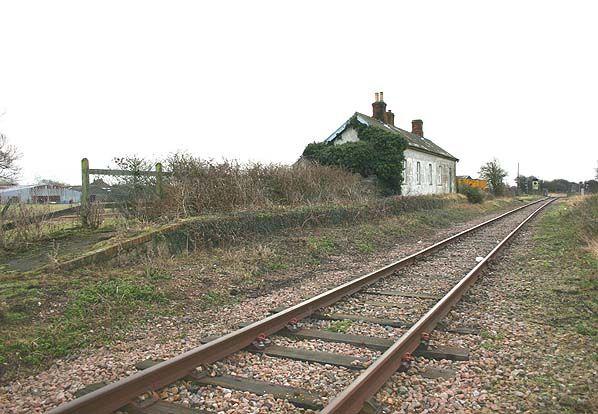 Disused Stations: Brookland Halt