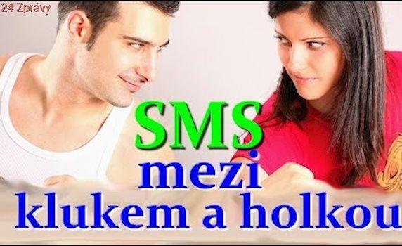 10 vtipných SMS mezi klukem a holkou