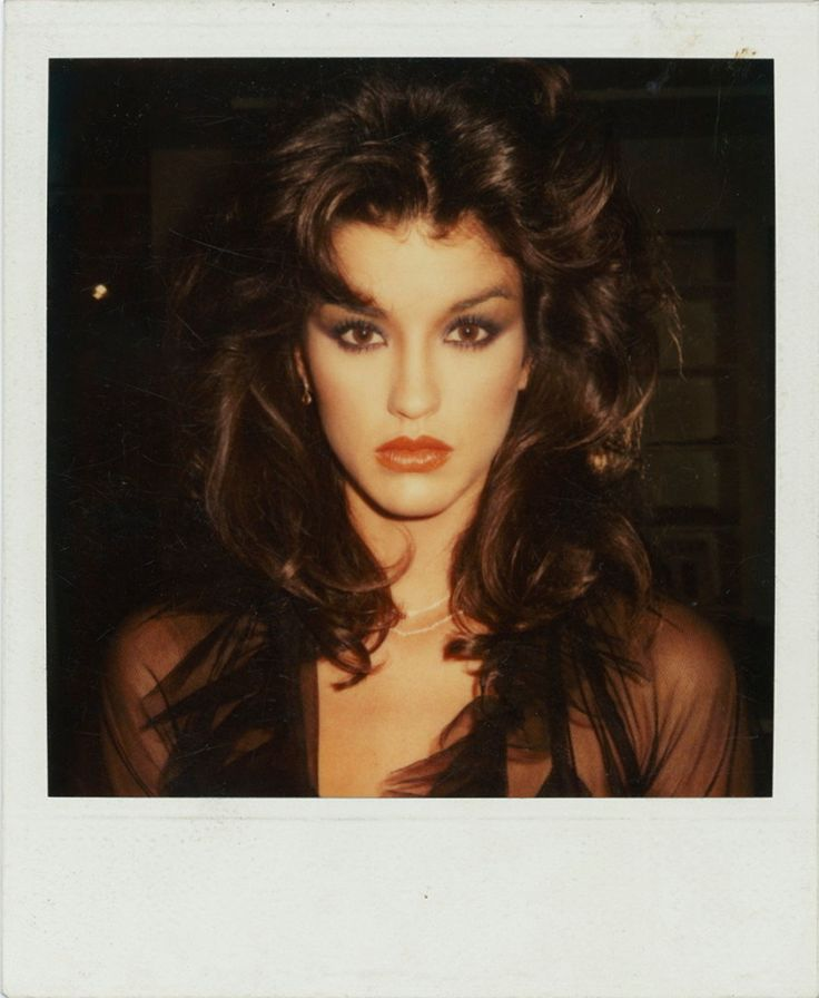 Tony Viramontes - Janice Dickinson Polaroid Photograph | From a unique collection of Fine Art at http://www.1stdibs.com/art/