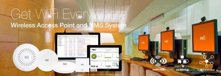 Indoor Wi-FI Coverage Systems - Ovios