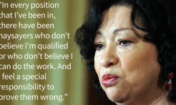 9 Of Sonia Sotomayor's Wisest And Most Memorable Quotes