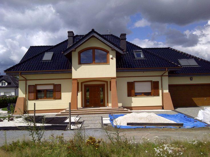 Projekt domu Benedykt 4