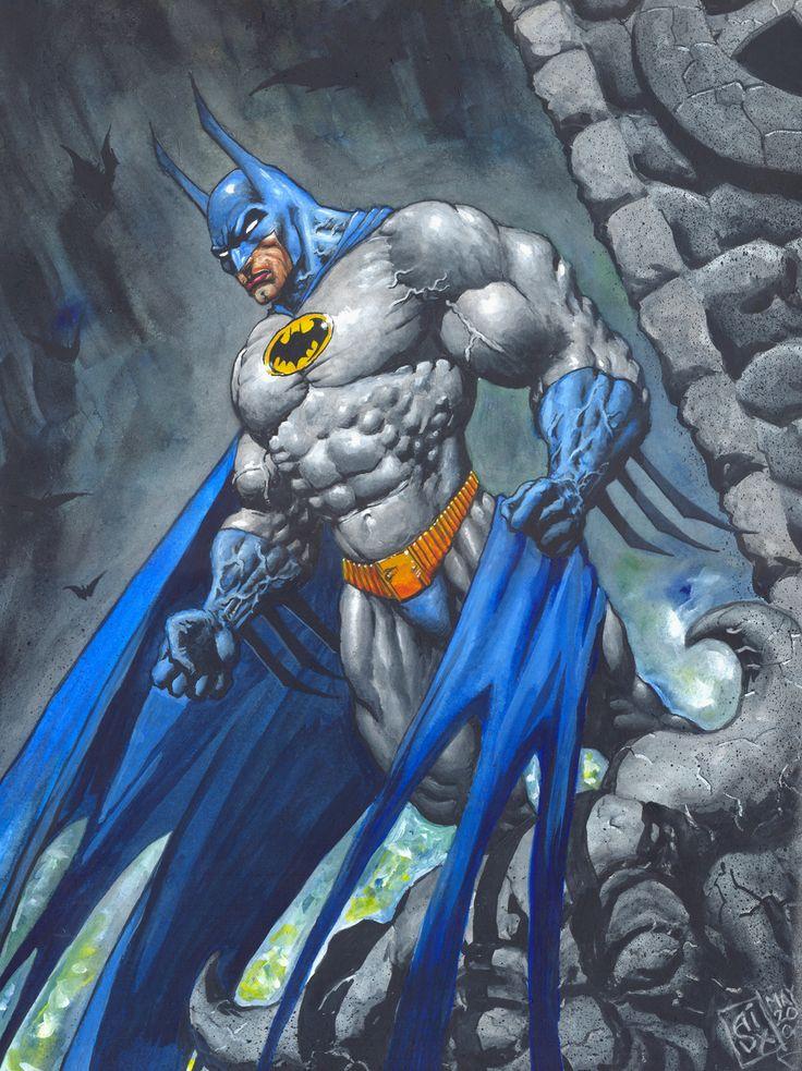 Batman by Avik Kumar