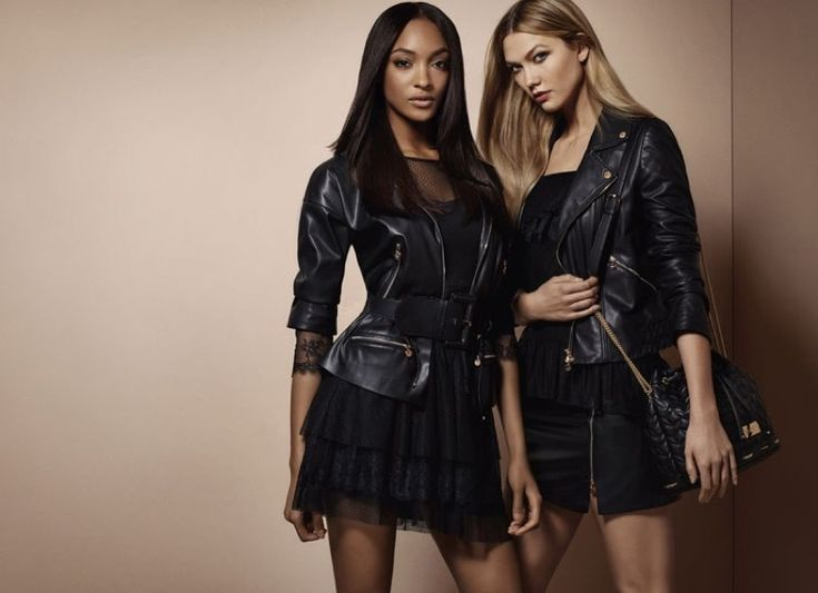 Jourlie is back for the third season as the faces of Italian fashion brand Liu Jo's fall-winter 2016 campaign. Karlie Kloss and Jourdan Dunn are both top models and good friends, making them ideal stars of the #strongtogether campaign. Photographed on location in London by Christian MacDonald, the models pose in casual glam looks including …