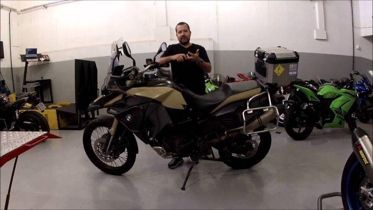 PDMP - Rebaixamento de Big Trail + Semana da moto batida