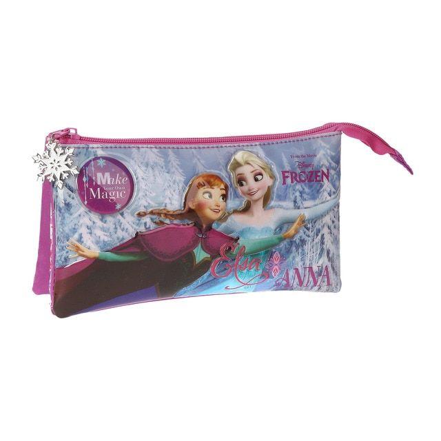Joumma Bags Neceser 3 Compartimentos Frozen El Reino De Hielo Pony Gift My Little Pony Dolls Frozen Merchandise