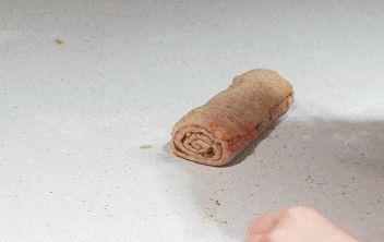 cinnamon raisin danish swirl