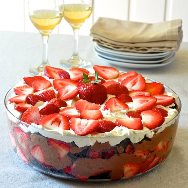 ... images about dessert on Pinterest | Flan, Banana Pudding and Trifles