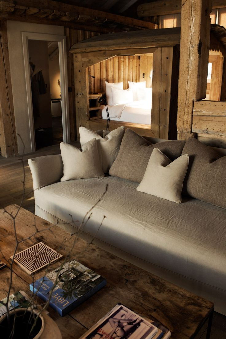 Mountain Home Interior Design Ideas: 1000+ Images About Chalets And Mountain Homes Interiors On