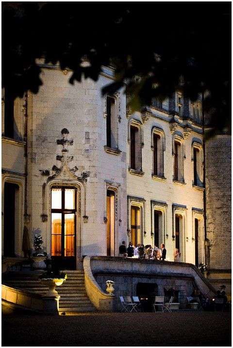 chateau challain fairytale wedding venue © Javon Longieliere Photography