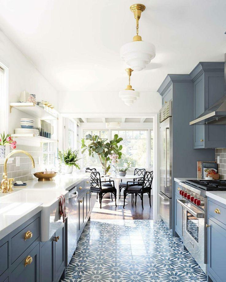 Haus Küchen, Schöne Zuhause, Haus Und Garten, Spanien, Rund Ums Haus,  Runde, Offene Pantry Küche, Pantry Küche Layouts, Kleine Offene Küchen